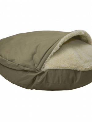 Snoozer Cozy Cave Large - Khaki