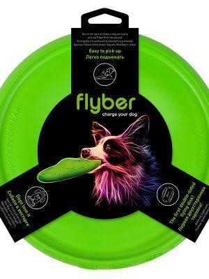 FLYBER - De beste Honden Frisbee!-0