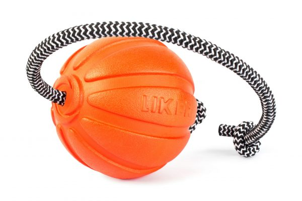 LIKER Cord 9 cm - lightweight, floating & soft - Ball with Cord-1740