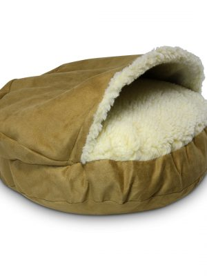 Snoozer Cozy Cave Small - Camel