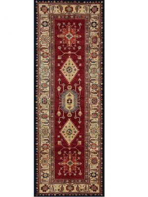 Ruggable Washable Rug - Noor Ruby (67 cm x 210 cm)-0
