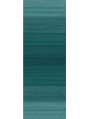 Ruggable Washable Rug - Ombre Blue (67 cm x 210 cm)-0