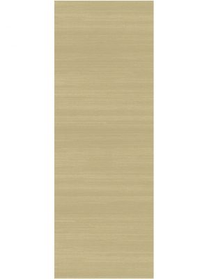 Ruggable Washable Rug - Solid Textured Cream (67 cm x 210 cm)-0