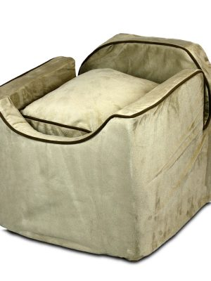 Luxury Snoozer Lookout I Honden Autostoel - Medium - Buckskin (up to 11,5 kg)-0