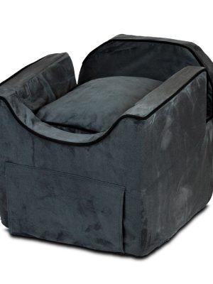 Luxury Snoozer Lookout II Honden Autostoel - Large - Anthracite (tot 15 kg) - met opberglade-0