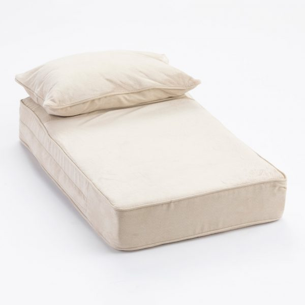 Snoozer Pillow Rest Lounger - Cooling Foam - Buckskin-0