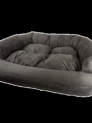 Overstuffed Sofa Hondenbed - 3 maten - 2 kleuren-0
