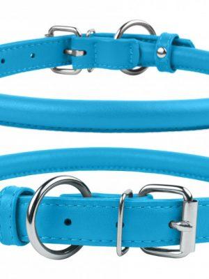Rongenaaide lederen halsband - COLLAR SOFT - verschillende kleuren-0