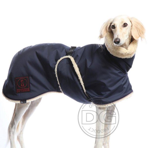 DG Outdoor Teddy Winterjas - waterproof hondenjas -0