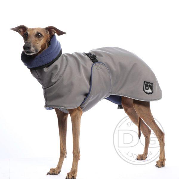 DG Outdoor Warm Winterjas - waterproof hondenjas -0