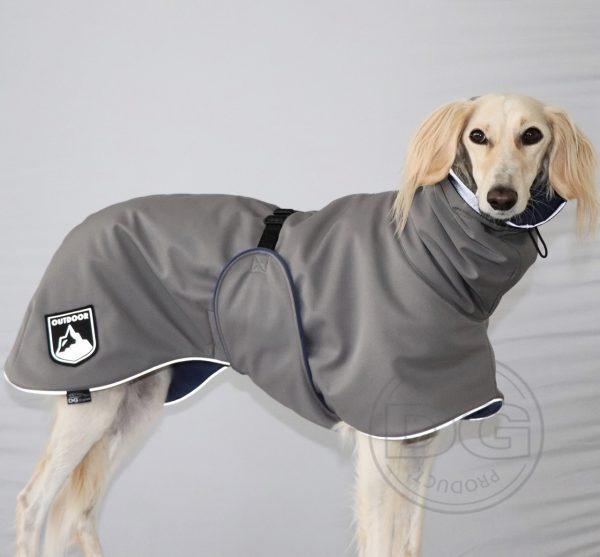 DG Outdoor Warm Winterjas - waterproof hondenjas -2334