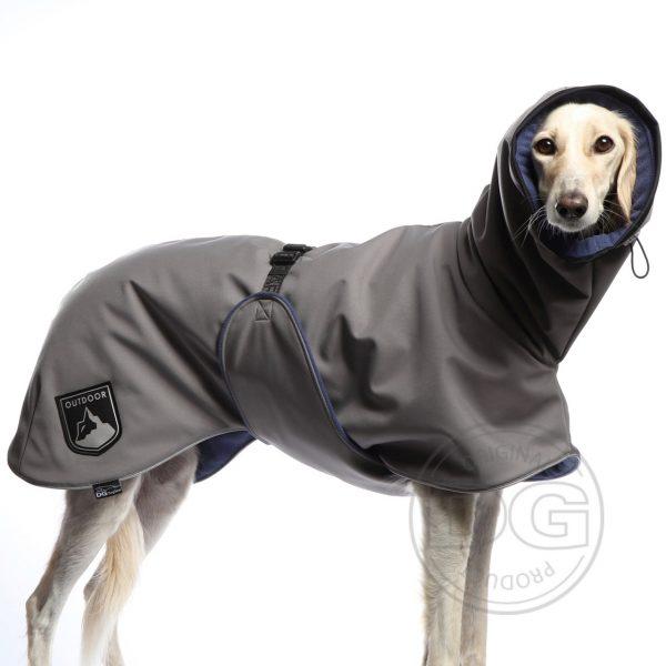 DG Outdoor Warm Winterjas - waterproof hondenjas -2333