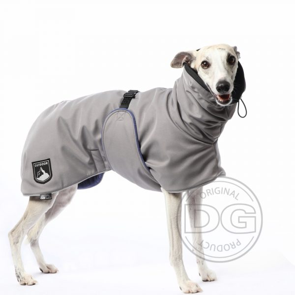 DG Outdoor Warm Winterjas - waterproof hondenjas -2332