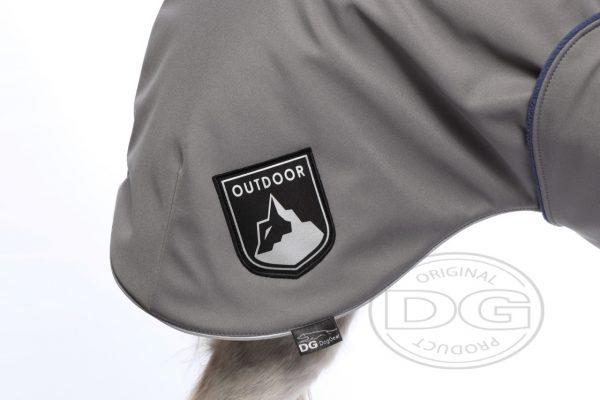 DG Outdoor Warm Winterjas - waterproof hondenjas -2330