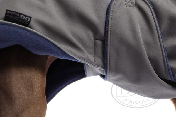 DG Outdoor Warm Winterjas - waterproof hondenjas -2331