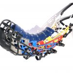 I Run For Fun - Muzzle - Large Double Padded-2641