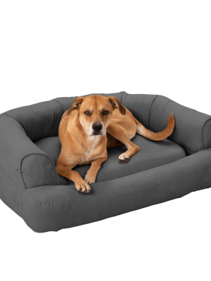Snoozer Pet Products - Orthopedisch Hondenbed met Memory Foam - Anthracite-0
