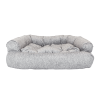 Snoozer Pet Products - Overstuffed Sofa Hondenbed - Palmer Dove (Show Dog)-2789