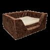 Snoozer Pet Products - Orthopedisch Vierkant Hondenbed met Memory Foam - Laurel Cayenne-2883