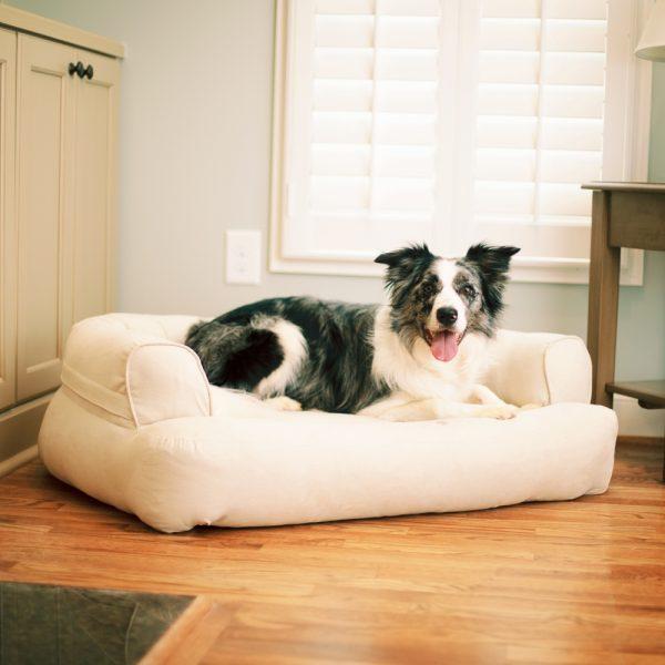 Snoozer Pet Products - Orthopedisch Hondenbed met Memory Foam - Palmer Dove-2852