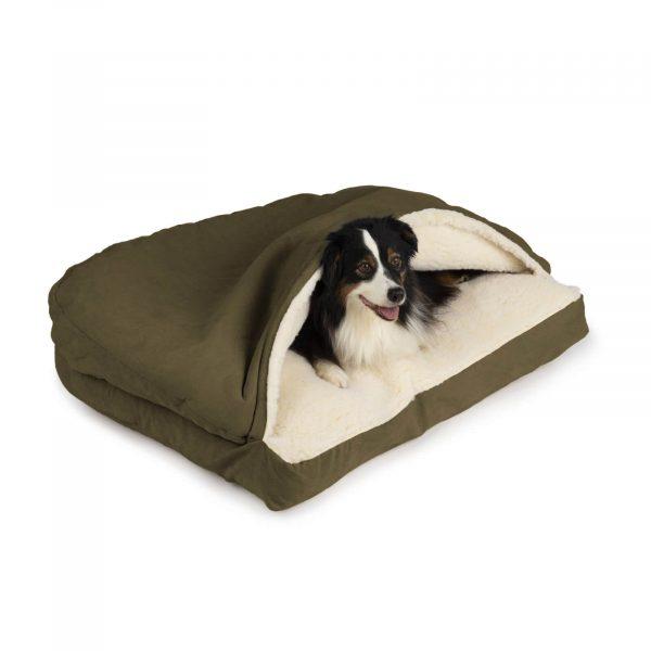 Snoozer Cozy Cave® Hondenbed - RECHTHOEK - Poly-Katoen-3095