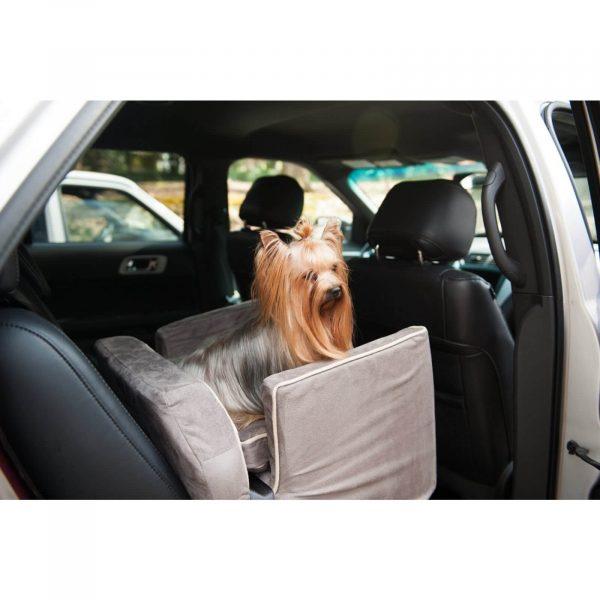 Luxury Snoozer Lookout I Honden Autostoel-0