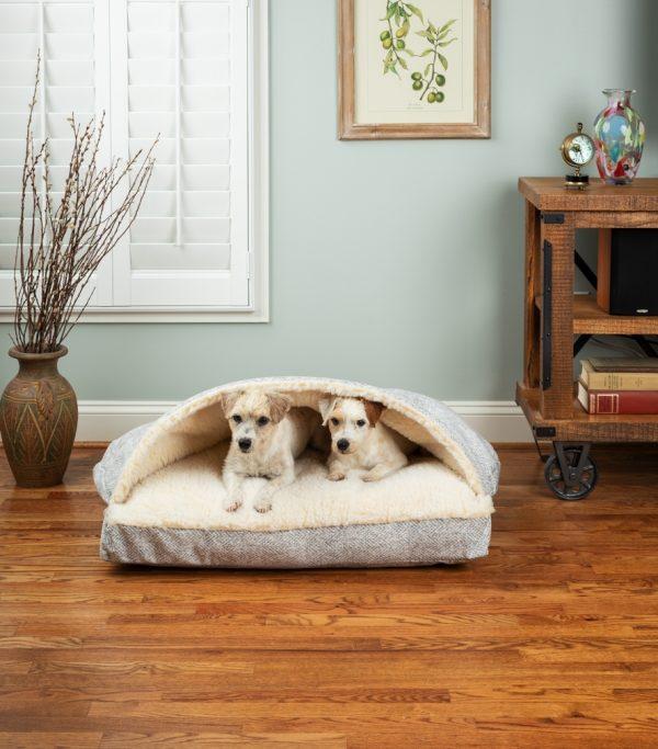 Snoozer Cozy Cave® Hondenbed - RECHTHOEK - Show Dog-3065