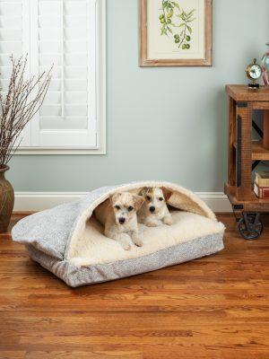 Snoozer Cozy Cave® Hondenbed - RECHTHOEK - Show Dog-0