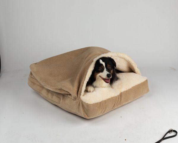 Snoozer Cozy Cave® Hondenbed - RECHTHOEK - Show Dog-3063