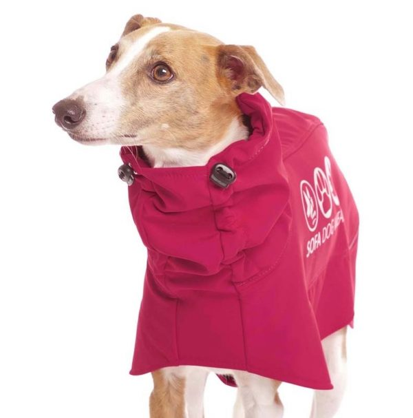 Sofa Dog - Manuel 03 - Softshell Waterdichte jas-3463