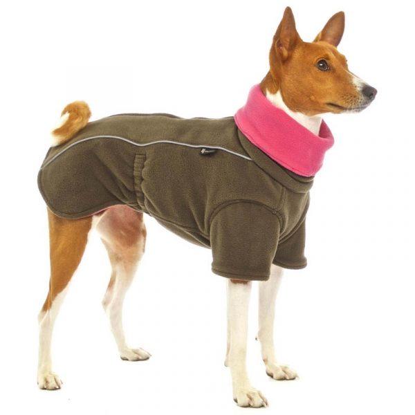 Sofa Dog - Tony Kongo - Fleece Sweatshirt-3438