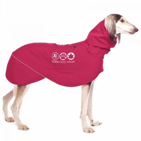 Sofa Dog - Manuel 03 - Softshell Waterdichte jas-3464