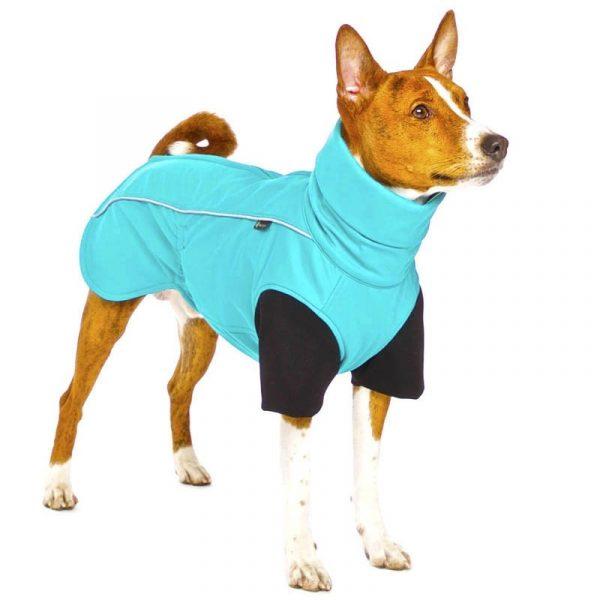 Sofa Dog - Tomba Kongo - Waterproof Softshell Vest-3423