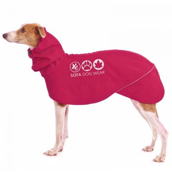 Sofa Dog - Manuel 03 - Softshell Waterdichte jas-3465