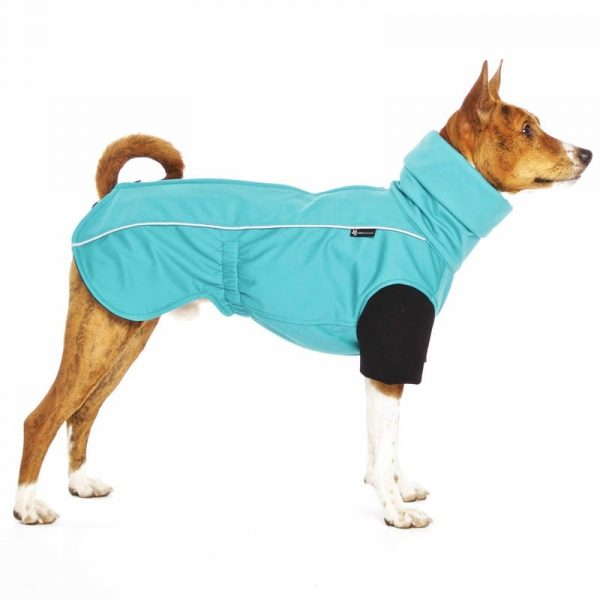 Sofa Dog - Tomba Kongo - Waterproof Softshell Vest-3424