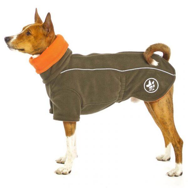 Sofa Dog - Tony Kongo - Fleece Sweatshirt-3440