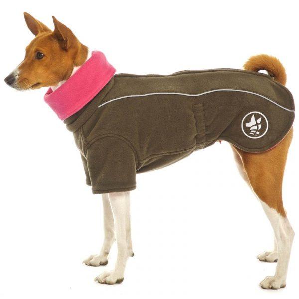Sofa Dog - Tony Kongo - Fleece Sweatshirt-3441