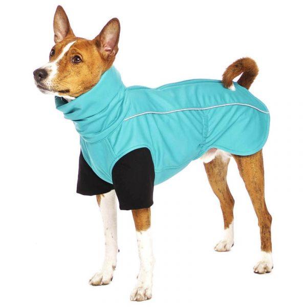 Sofa Dog - Tomba Kongo - Waterproof Softshell Vest-3426