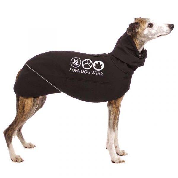 Sofa Dog - Manuel 03 - Softshell Waterdichte jas-3467
