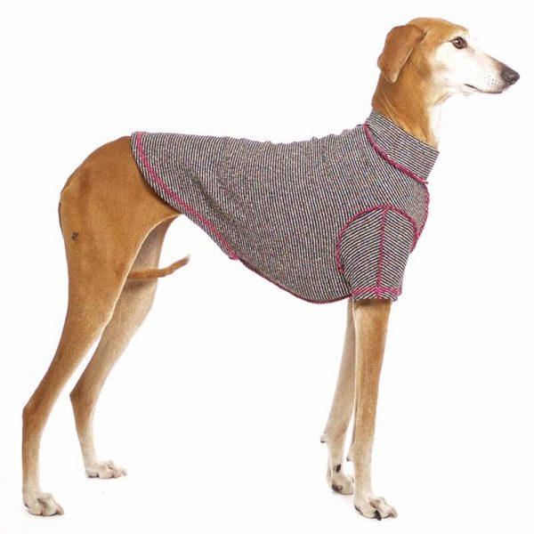 Sofa Dog - Bodie Forte - Onderhemd van stretch katoen-3582
