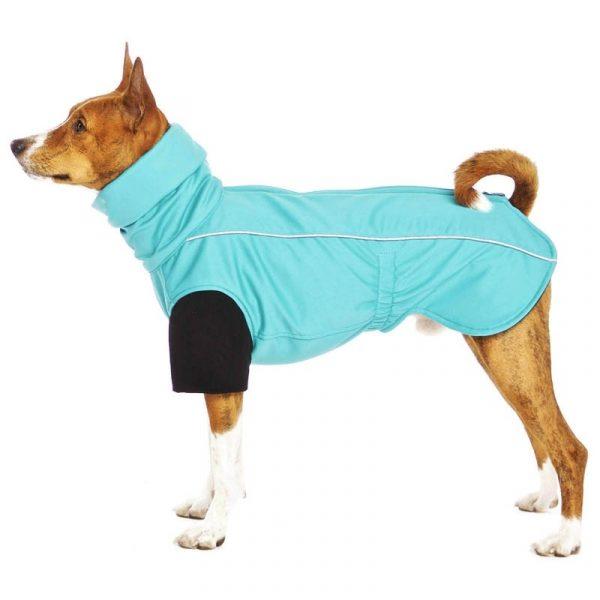 Sofa Dog - Tomba Kongo - Waterproof Softshell Vest-3427
