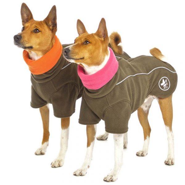 Sofa Dog - Tony Kongo - Fleece Sweatshirt-3443