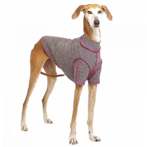 Sofa Dog - Bodie Forte - Onderhemd van stretch katoen-3585