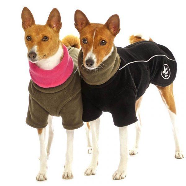 Sofa Dog - Tony Kongo - Fleece Sweatshirt-3444