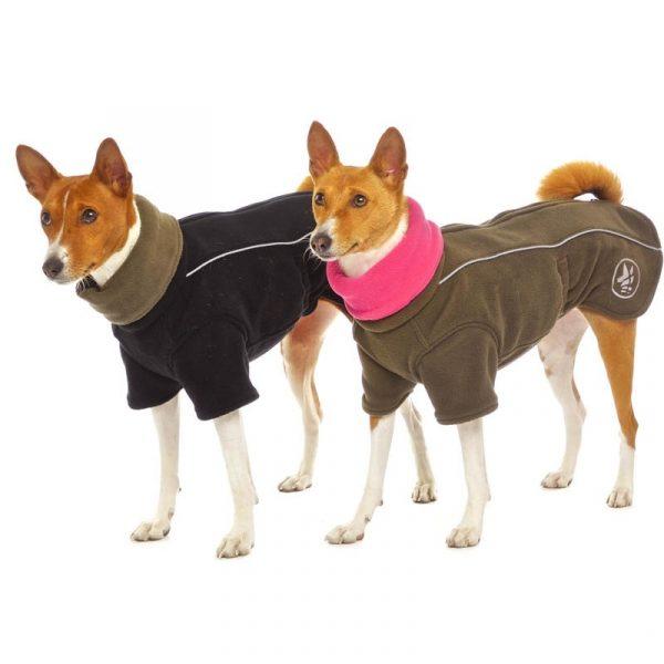 Sofa Dog - Tony Kongo - Fleece Sweatshirt-3445