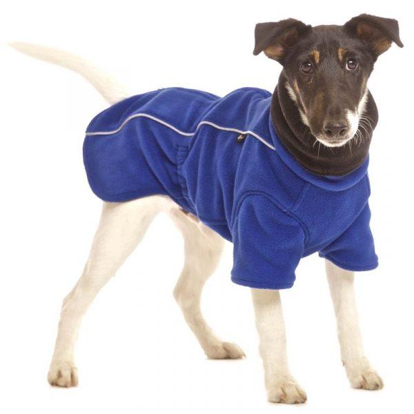 Sofa Dog - Tony Kongo - Fleece Sweatshirt-3446