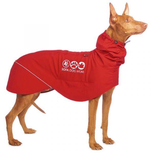 Sofa Dog - Manuel 03 - Softshell Waterdichte jas-3471