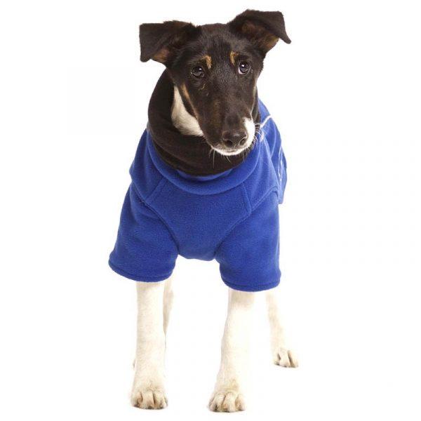 Sofa Dog - Tony Kongo - Fleece Sweatshirt-3447