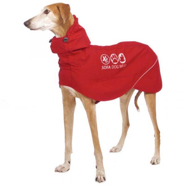 Sofa Dog - Manuel 03 - Softshell Waterdichte jas-3472
