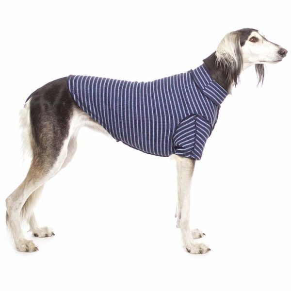 Sofa Dog - Bodie Forte - Onderhemd van stretch katoen-3570